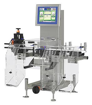 生产线自动重量选别机