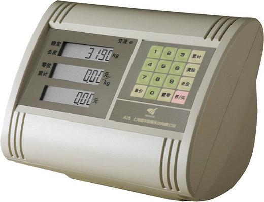 显示方式:5 5 6位数码管,4个状态指示符,3档电池电量指示 a25为lcd